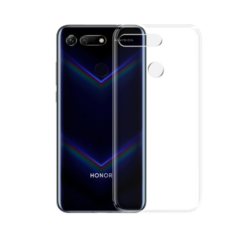 MOQ 100 stks/pak Mooie case voor Honor V20 V10 10 9 Lite 8X Max 8C 9i V9 NOTE 10 tpu zachte transparante clear silicone case cover - 3