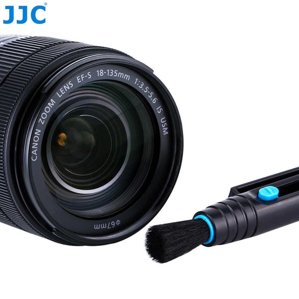 JJC Camera Vệ Sinh Dụng Cụ DSLR SLR Kính Ngắm Bộ Lọc Làm Sạch Cảm Biến Bụi Ống Kính Lens Bút Vệ Sinh Dành Cho Máy Ảnh Canon Nikon Sony Pentax
