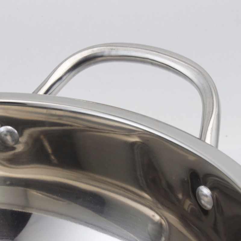 Nieuwe Goede Kwaliteit Rvs Eend Hot Pot Dikke Potten Fornuis Speciale Pot Schaapjes Hot Pot Regeerde Keuken Accessoires