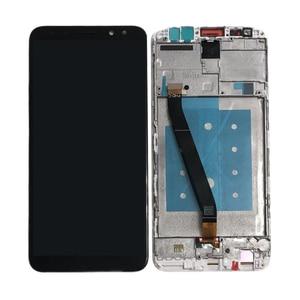 """Image 2 - M & Sen dla 5.9 """"Huawei Mate 10 Lite Nova 2i RNE L01 RNE L21 RNE L23 G10 ekran wyświetlacz LCD + digitizer panel dotykowy wyświetlanie ramki"""