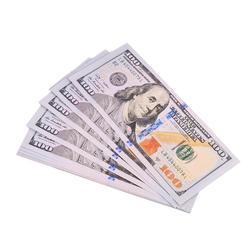 20Pcs Funny One Hundred Dollar Toilet Roll Paper Money 2 Types  Novel Gift Creative Cash Bills Toilet Papers Roll  Random Types