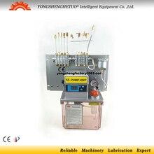 CE полный набор положительного смещения инжекционная система смазки шестеренчатый масляный насос TZ2232-200X детективный объемный масляный распределитель DT