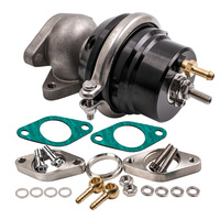 Universal Type 2 External 38mm Turbo Wastegate Bypass Exhaust + Spring