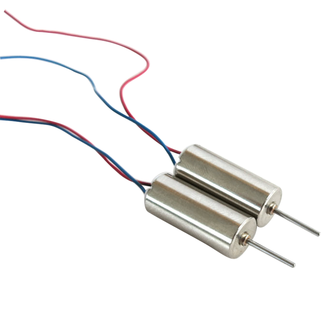 2Pcs DC 3.7V 50000RPM 716 Hollow Cup Motor Coreless Motor for RC Model Toy New