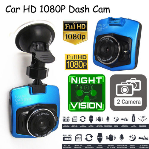 HD 1080P 2.4 Vehicle Smart Auto Camera Recorder Car DVR Dash CamHD 1080P 2.4 Vehicle Smart Auto Camera Recorder Car DVR Dash Cam