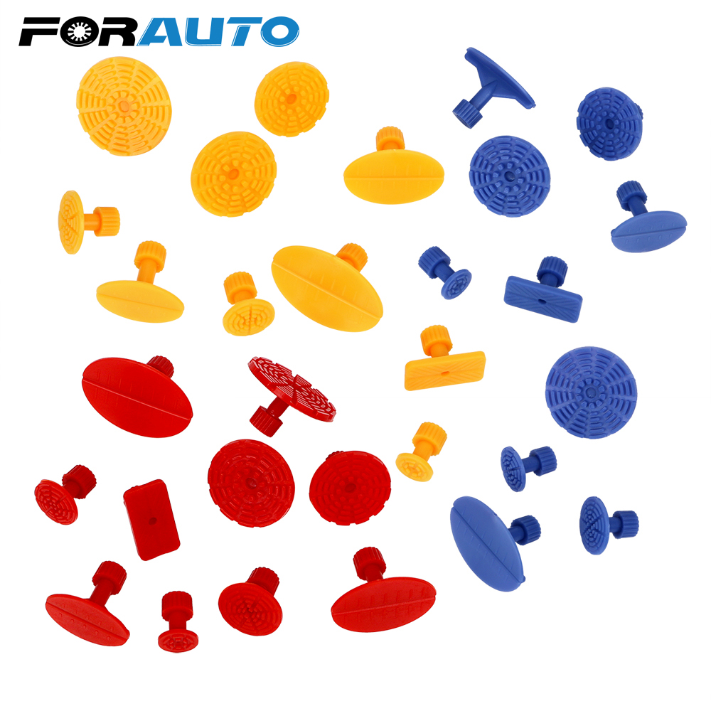 Home 10pcs/set Paint Dent Repair Tool Auto Body Dent Paintless Repair Car Repair Tool Dent Puller Plastic Glue Tabs Auto Pdr Tool Kit Cheapest Price From Our Site