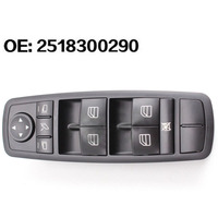 1pcs Front Left Electric Power Window Switch For Benz ML GL W164 A2518300290