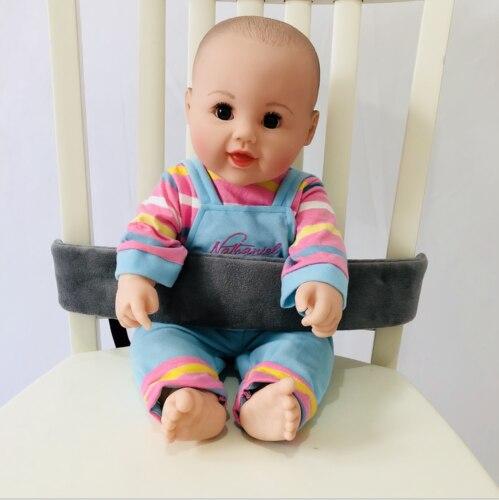 ทารกแบบพกพาเก้าอี้สูงความปลอดภัยสายรัดสำหรับทารก