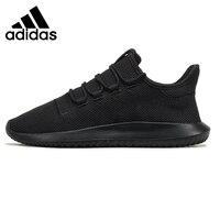 Adidas Originals TUBULAR SHADOW Unisex Skateboarding Shoes Sneakers Anti Slippery Hard Wearing Lisure Shoes#CG4563 CG4562