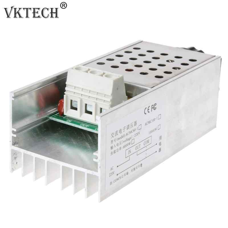 10000 W High Power SCR BTA10 Electronic Voltage Regulator Speed Controller Electronic Dimmer