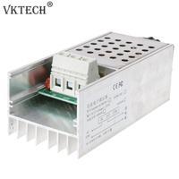 10000 W High Power SCR BTA10 Elektronische Spannungs Regler Speed Controller Elektronische Dimmer-in Dimmer aus Licht & Beleuchtung bei