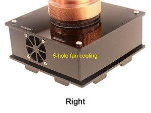 Image 5 - 2019 nouvelle musique Tesla bobine sans fil Transmission musique plasma haut parleur, bobine Tesla, kit de bricolage électronique fini