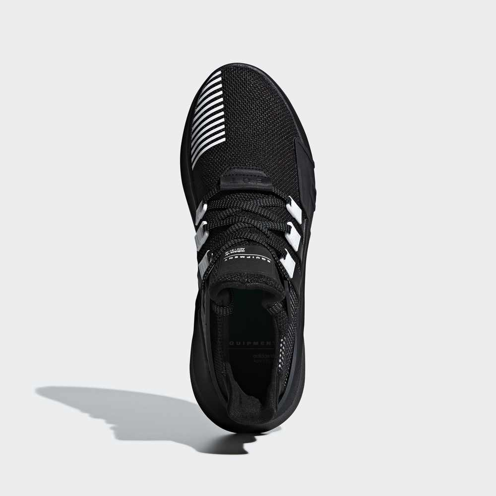 detailed look 1045d bd081 Adidas Official Clover EQT Bask Adv Men Classic Running Shoe Comfortable  Breathable Sneakers #BD7772/BD7773