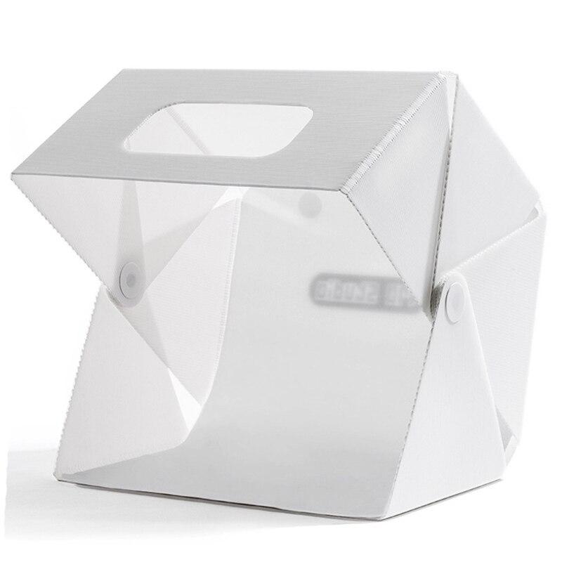 OPQ 470 STUDIO Portable Led Portable Light Box Photo Studio Photography Backdrop Foldable Mini Light Room