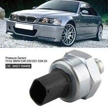 สวิทช์ความดัน ABS DSC เซ็นเซอร์ความดัน Universal สำหรับ BMW E46 E60 E61 E63 E64 Z3 E36 Z4 E85 34521164458 พลาสติกและโลหะ