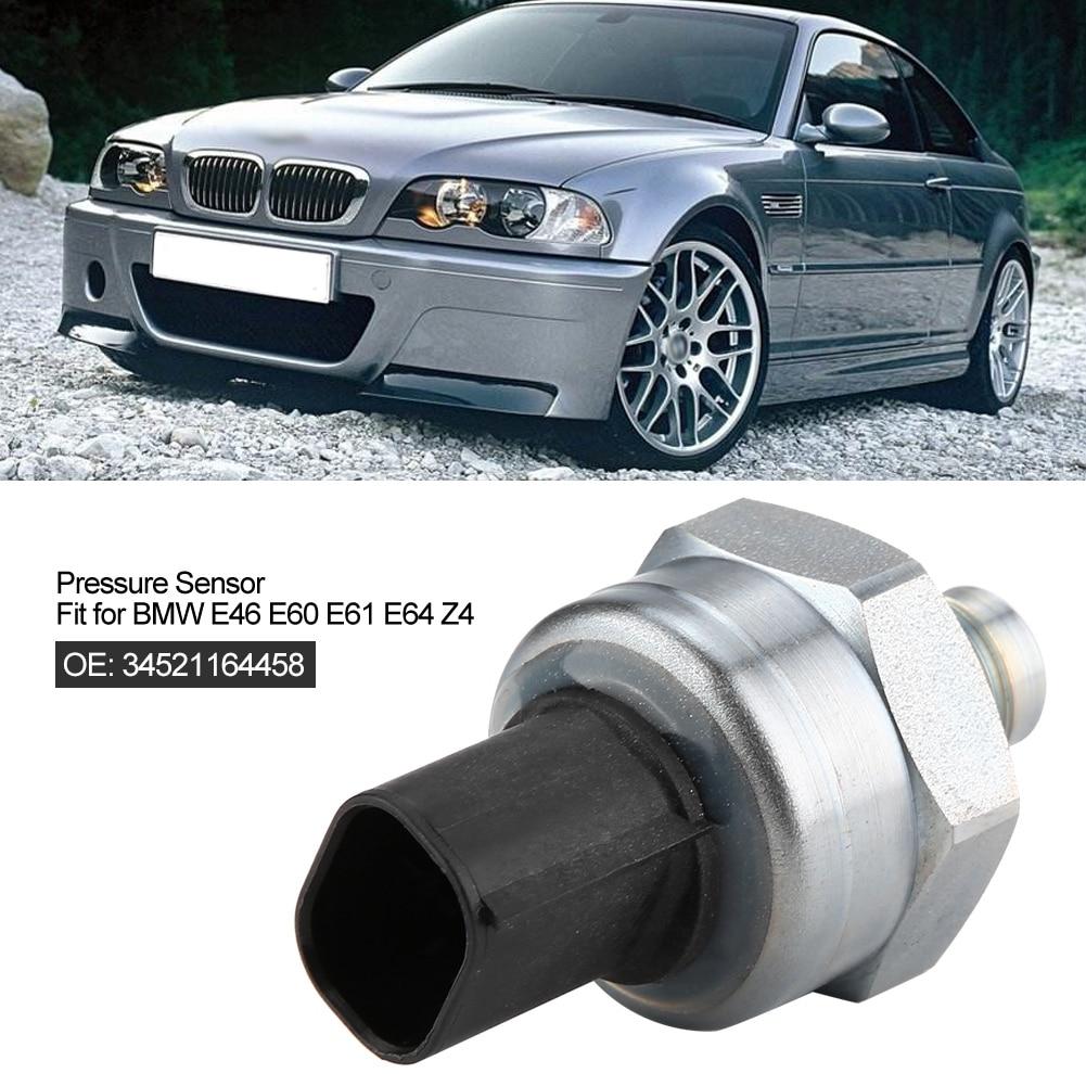 Pressure Switch ABS DSC Pressure Sensor Universal for BMW E46 E60 E61 E63 E64 Z3 E36 Z4 E85 34521164458 Plastic & MetalPressure Switch ABS DSC Pressure Sensor Universal for BMW E46 E60 E61 E63 E64 Z3 E36 Z4 E85 34521164458 Plastic & Metal