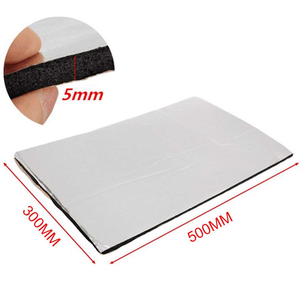 Feuille de mousse à cellules fermées d'isolation de papier d'aluminium de véhicule 10mm