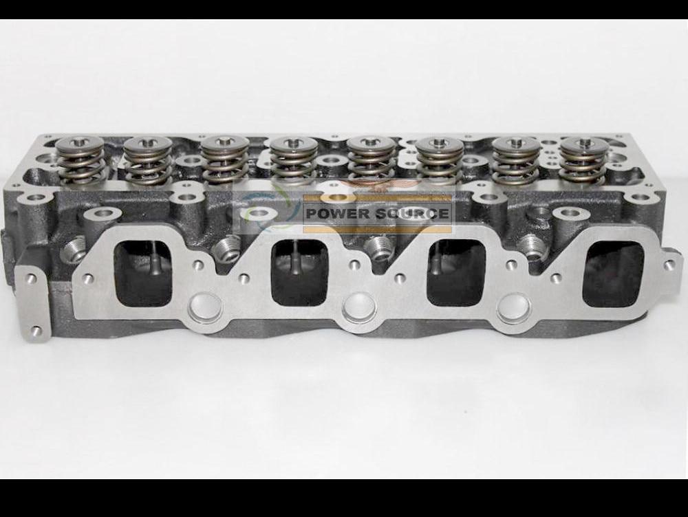 Beducht 909112 Td27 Td27-t Compleet Cilinderkop 11039-7f400 11039-7f401 Voor Nissan Pathfinder Mistral 2.7 Injector 20mm