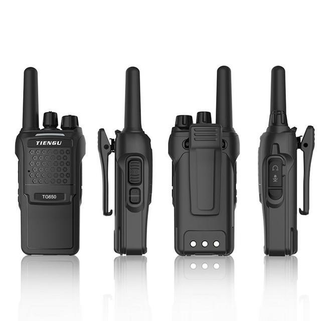 TG650 400 Trillion Professional Radio High Power Civil Professional Walkie-talkie Power Civil Field Super Long Standby Telephone