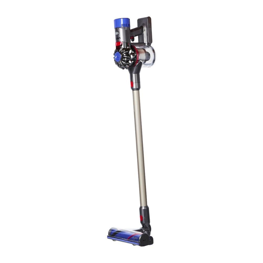 Dyson V8 Animais Mão De Vácuo Sem Fio Mais Limpo 115 W Handheld Wet Dry Aspirador Sem Fio Doméstica 2 Velocidades 0.54L da Coleção de Poeira pet Cabelo