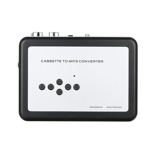 カセットに MP3 コンバータテープに音楽プレーヤーデジタルオーディオレコーダーに変換 MP3 USB フラッシュドライブに保存 USB ケーブル