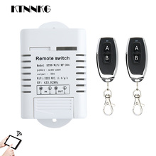 AC 110V 220V 1Gang Wifi Light Switch Module 30A Remote Relay Receiver Wireless Control for Water Heater for Alexa Drop Shipping стоимость