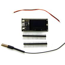 Ttgo Sx1278 Lora Esp32 Bluetooth WIFI Lora carte de développement dantenne Internet module Bluetooth WIFI