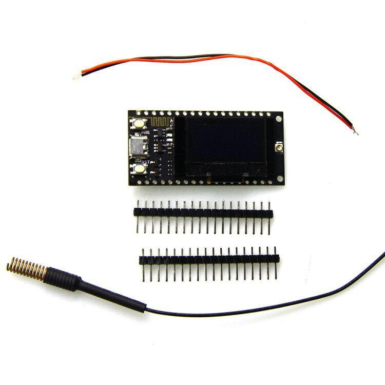 Ttgo Sx1278 Lora Esp32 Bluetooth Wi Fi Lora Internet Antenna Development Board Bluetooth WIFI module-in Circuits from Consumer Electronics