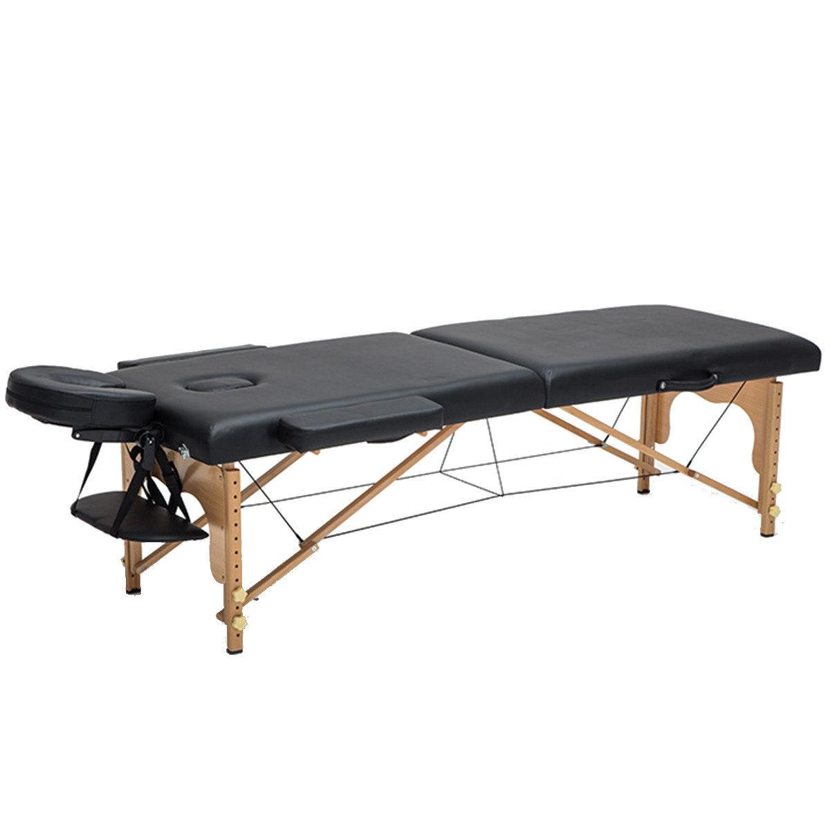Tables de Massage portatives multifonctionnelles de station thermale avec le sac de transport meubles de Salon pliant la Table molle de Massage de beauté de lit d'éponge