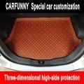 Пользовательские подходящие автомобильные коврики для багажника Mercedes Benz S class W222 350 400 500 600 L S400 S500 S600 ковер напольные вкладыши
