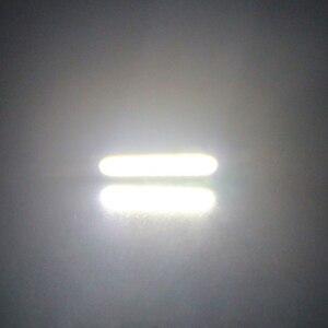 CLAITE 5 W DC 9-12 V COB Chip LED Lichtquelle auf Bord 50x7mm für wand Lampen Tisch Laterne