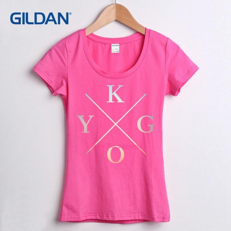 Tee Shirt on Tee Shirt 2018 Dj Kygo Remix Logo What T Shirt