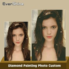 EverShine DIY Diamond Painting Photos Custom 5D Embroidery Full Square/round Mosaic Make Your Own Picture Of Rhinestone