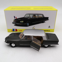 Atlas 1/43 French Dinky 1435 Citroen DS Presidentielle Diecast Models Toys Car GIFT Limited Edition Collection