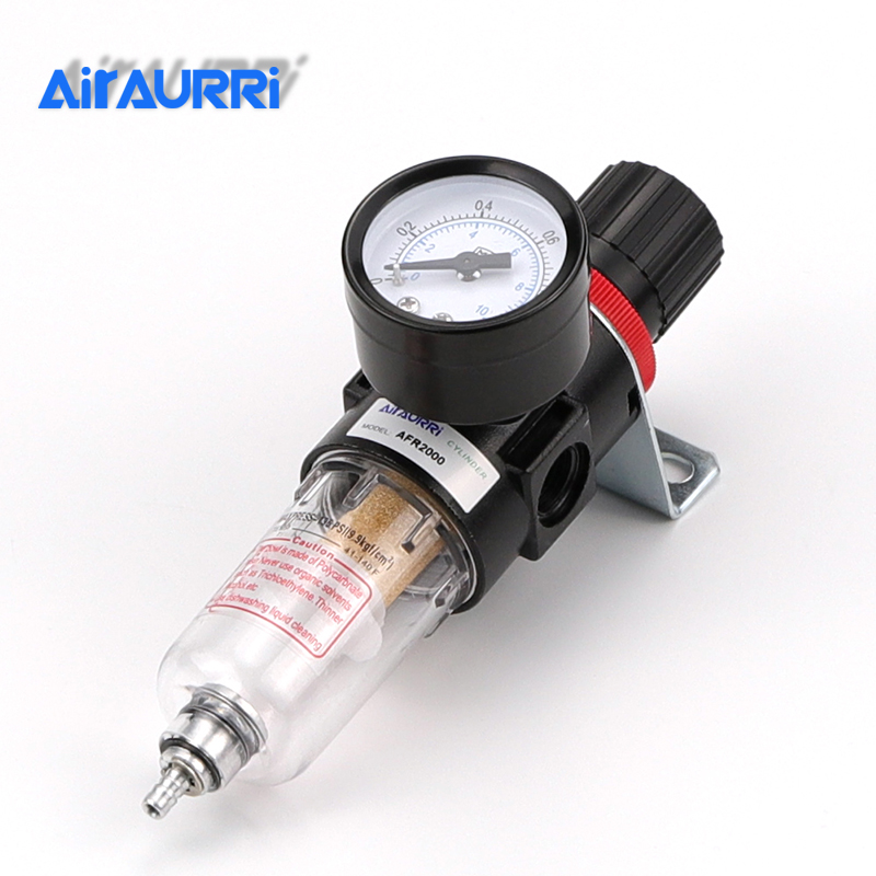 high-quality AFR2000  Pneumatic Filter Air Treatment Unit Pressure Regulator Compressor Reducing Valve Oil Water Separation AFRhigh-quality AFR2000  Pneumatic Filter Air Treatment Unit Pressure Regulator Compressor Reducing Valve Oil Water Separation AFR