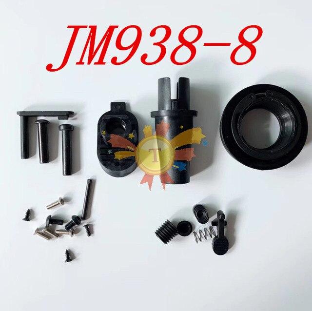 Ump 45 powłoki J8 M4A1 materiał nylonowy kulka żelowa akcesoria do pistoletu pistolet zabawkowy dla dzieci na zewnątrz drzwi Hobby