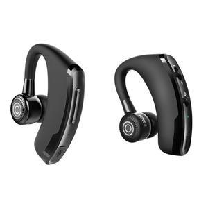 Image 2 - Business oorhaak Type Oortelefoon Draadloze MVO Bluetooth Oordopjes Stereo Hd Geluiden Muziek Omliggende Apparaten Met Geluid Controle