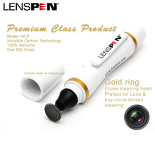 Original Lens pen Camera Cleaning Lenspen NLP-1 Invisible Carbon Compound Lens Cleaner for Canon 550d 650d 5d2 for Nikon Sony