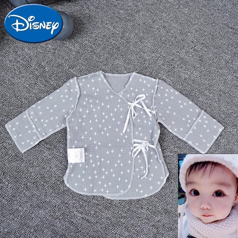 Der GüNstigste Preis Disney Neugeborenes Mädchen Jungen Baumwolle Top Kleidung 2019 Frühling Sommer Herbst Cartoon Weiche Halb Zurück Gürtel Kleidung Für 0- 3 Monate Kleinkinder Um Eine Reibungslose üBertragung Zu GewäHrleisten