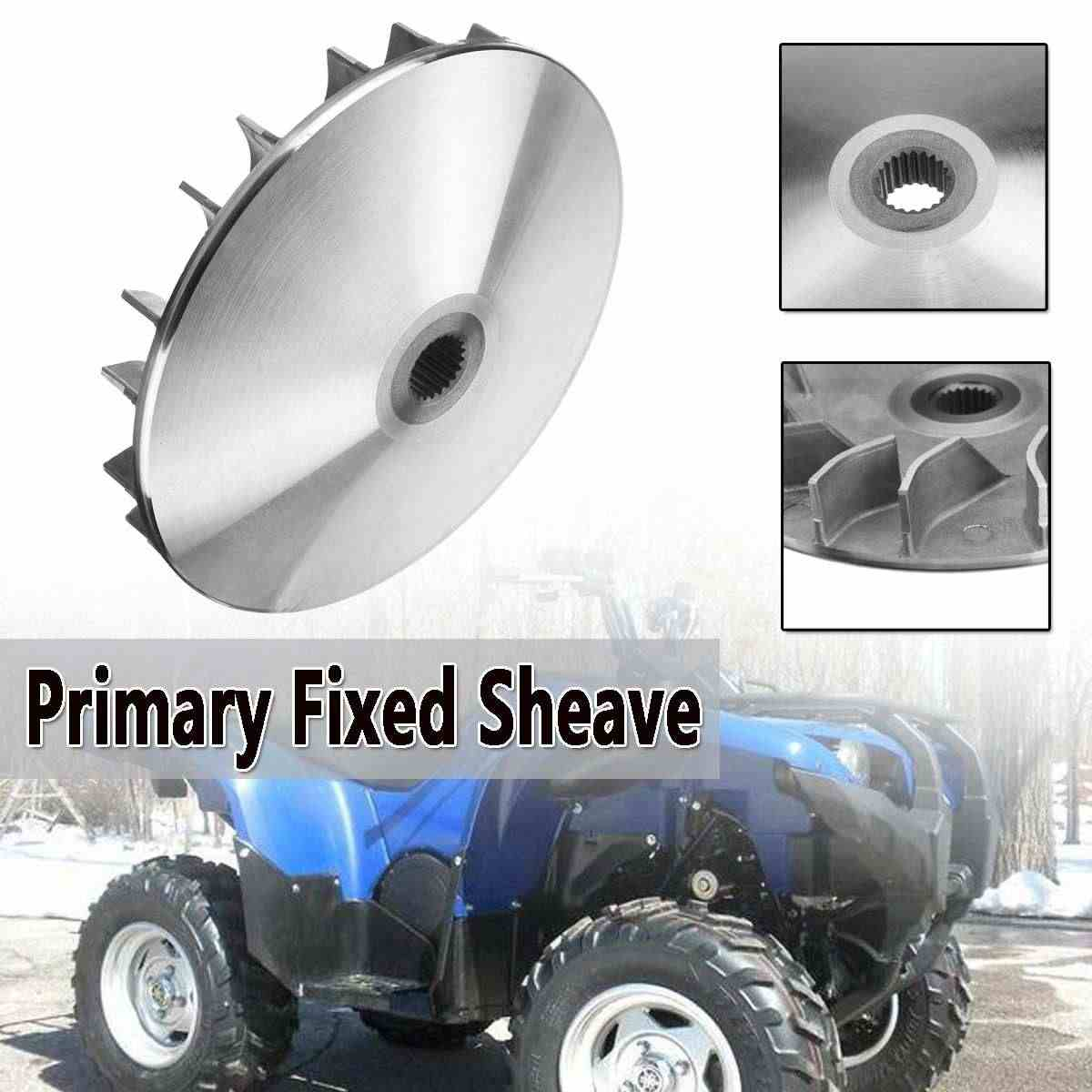 medium resolution of detail feedback questions about new motorcycle primary clutch fixed sheave for yamaha 2007 16 grizzly 700 yfm700 for all terrain vehicle atv parts