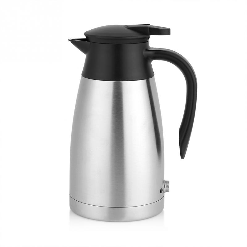24V Vehicle Hot Water Boiling Electric Kettle Travel Truck Thermal Insulation Heating Cup Car Teapot Boiler Bottle Tool Tool24V Vehicle Hot Water Boiling Electric Kettle Travel Truck Thermal Insulation Heating Cup Car Teapot Boiler Bottle Tool Tool