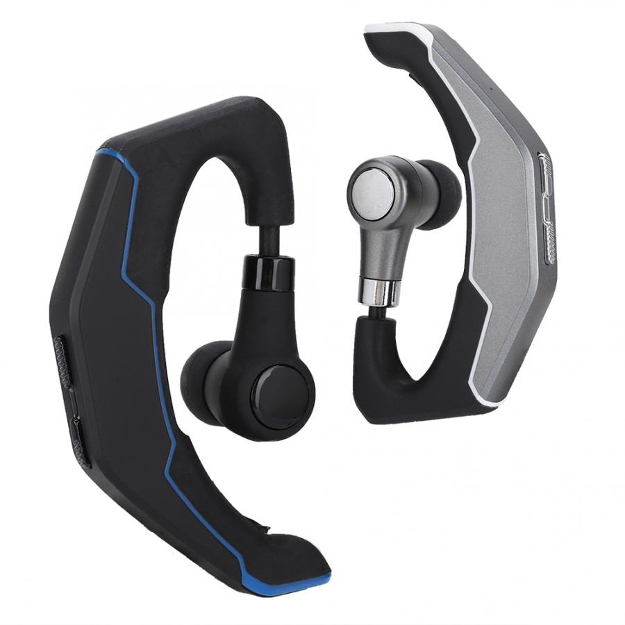 Hanging headphone Wireless Bluetooth Earphone Business Long Standby Headset auriculares fone de ouvido Barrier-free transmission