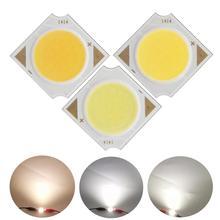 7W Hot sale allcob manufacturer 14mm 11mm Square LED COB Light Source Epistar chip 21-24V for spotlight bulb lamp