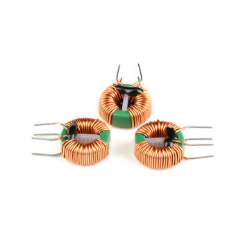 2pcs 5MH 4A Annular Common Mode Filter Inductor 0.6 Wire Choke Ring Inductance