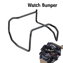 1Pc Matte Black Watch Bumper Case Protector Wire Guards For