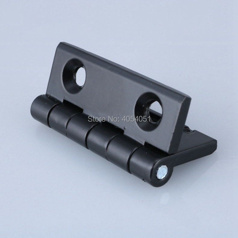 39*50mm door hinge electric box Switchgear control distribution cabinet network PS equipment repair hardware