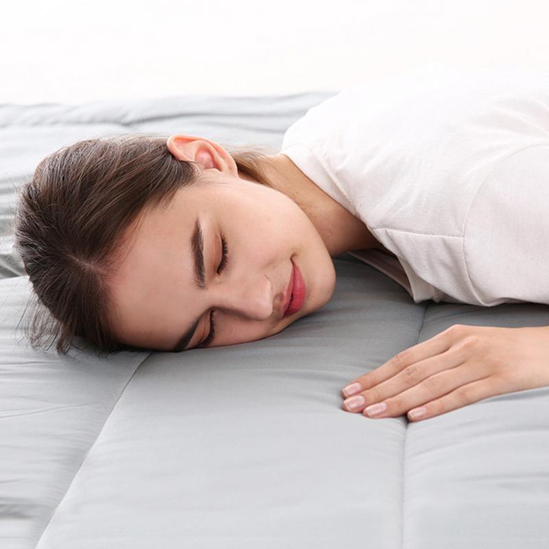 saco de dormir preenchido com 1800g grosso 04