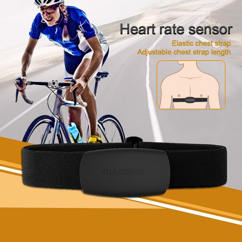 MHR10 cyclisme Bluetooth 4.0 ANT vélo en cours d'exécution sport capteur de fréquence cardiaque pour GARMIN ordinateur Bryton IGPSPORT moniteur de fréquence cardiaque