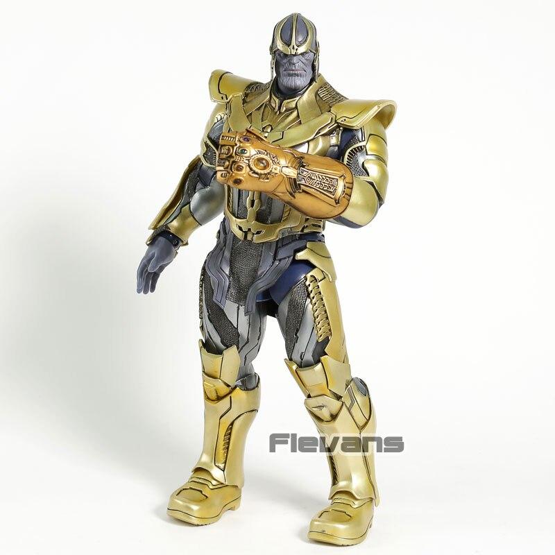 Oyuncaklar ve Hobi Ürünleri'ten Aksiyon ve Oyuncak Figürleri'de Sıcak Oyuncaklar Guardians Galaxy Thanos 1/6 Ölçekli PVC Action Figure Koleksiyon Model Oyuncak'da  Grup 2