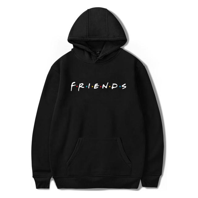 FRIENDS THEMED HOODIE (24 VARIAN)